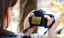 $59 for a 6:45 p.m. Photo Class: Motion, Blur and Abstract at roberta fineberg photography