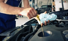 $34 for an Oil Change, Tire Rotation, Brake & Coolant Inspection at Minnieville Exxon