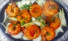 $5 for $10 at Kiran Palace Indian Cuisine