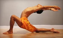 $9 for a 7:15 p.m. One-Hour Drop-In Gyan Traditional Yoga Class at Gyan Yoga