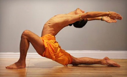 C$9 for a 1 p.m. One-Hour Drop-In Gyan Classical Yoga Class at Gyan Yoga