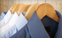 $15 for $30 Worth of Same Day Service on Dry Cleaning at Knob Hill Cleaners