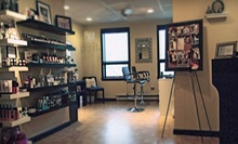 $65 for a Makeover Package, Makeup Set and Brow Sculpting at Mirror Mirror North Jersey