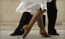 $18 for any 2 Introductory Classes starting at 8:30PM at Ballroom Dance Academy LA