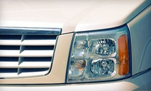 $93 for an Express Detail with Wax at Showroom Shine Auto Detail and Carwash