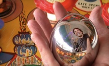 $7 for Admission at Pacific Pinball Museum