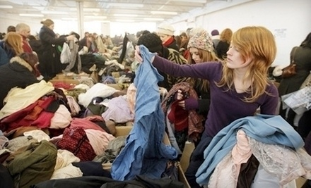 $6 for $10 worth of Vintage Clothing at Columbia U Consignment