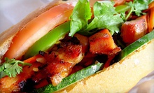 $8 for $15 at Saigon Cuisine