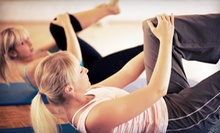 $6 for a 6 p.m. Hour of Power Yoga Class at Simply Hot Yoga Wellness Center