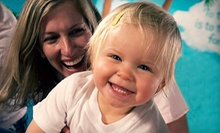 $6 for a 45-Minute Mommy and Me Class for Newborns at 2:30 p.m. at My Gym Children's Fitness Center - LA