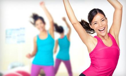 $5 for a 2 p.m. One-Hour Group Zumba Class at Latin Explosion Dance School Orlando