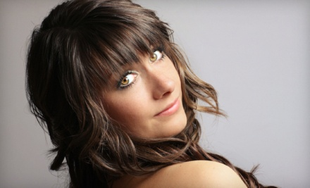 $30 for a Haircut and Style at Steven Paul Salon with Denise