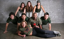 $8 for a Drop-In Bootcamp Class at 6 a.m. at Boot Camp 'Morning Crunch'