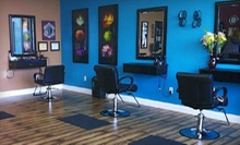 $39 for a Design Hair Cut, Intensive Hair Mask With Shampoo & Style at Natural Look Salon & Spa