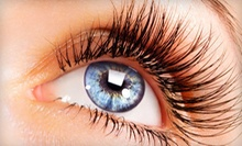 $75 for a Full Set of Eyelash Extensions at Lisa's Lashes & Salon