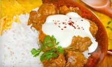 $7 for $10 at Bombay Clay Oven