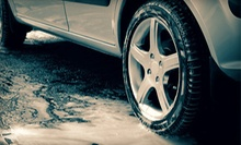 $13 for an Interior and Exterior Car Wash at Diamond Finish Car Wash &amp; Detail Center