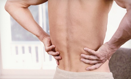 $15 for a 30-Minute Hydro Massage at Jacobsen Chiropractic