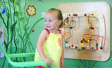 $4 for One All Day Play Pass for Children Younger than 2 at Frenzy