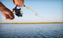 $25 for a Four-Hour Fishing Trip for One at 6 p.m. at The Angler II