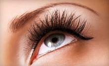 $98 for 100% Pure Silk Eyelash Extentions at BeautyLounge