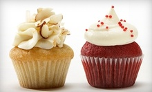 $5 for a Small Coffee and Half-Dozen Cupcakes at Mission Minis
