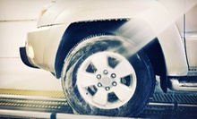 $48 for a 4-Wheel Alignment &amp; Suspension Inspection at Sport Mazda