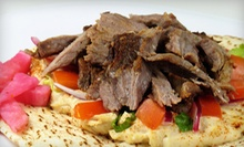 $12 for 2 Daily Specials at Zakia Deli