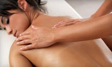 $55 for Pumpkin Scrub Treatment and 1 Full-Body treatment at My Oasis Spa