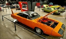 $7 for Admission for One at Texas Museum of Automotive History