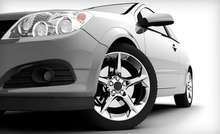 $12 for a Shine My Ride Car Wash at Empire Auto Detailers
