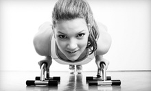 $15 for $45 at Fit 4 Life Personal Training