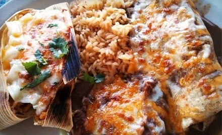 $7 for $15 at Tequila Sunrise Mexican Grill