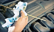 C$25 for  a Lube, Oil, Filter, 21 Point Inspection & Car Wash at Volvo of Oakville