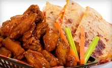 $4 for One Pound of Wings at The Silver Dollar Room