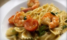 $5 for $10 Worth of Food & Drink at La Piazzetta Ristorante