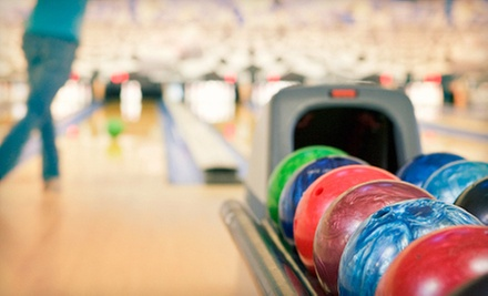 $8 for a One-Hour Lane Rental with Shoes at Thunderbird Lanes
