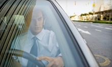 $25 for a Rock-Chip Car Window Repair at Atlas Auto Glass Paint & Body