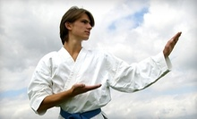 $5 for an Adult Jujitsu Class at 7:00 p.m. at Cahill's Judo Academy