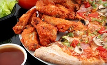 $14 for a XLG 2-Topping Pizza at St. Louis Pizza and Wings