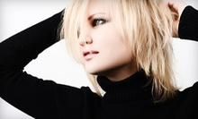 $65 for Haircut &amp; Full Foil with Thea Tsargaris at J Mari Hair Designs