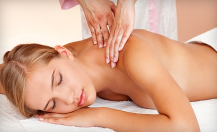 $45 for a One Hour Massage at Highland Massage Company