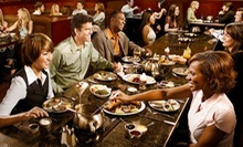 $96 for a Fondue Feast for 2 and a Bottle of Wine at The Melting Pot San Mateo