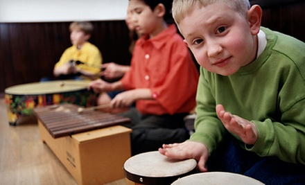 $7 for a 10am World Music Class for Kids at All Around This World