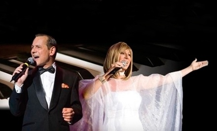 $19 for &quot;Barbra &amp; Frank, the Concert That Never Was&quot; at 7:30 p.m. at SVS Tribute Entertainment LLC