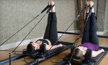 $40 for a Private Pilates Class at Teaser Pilates