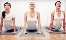 $8 for a 9:30 a.m. Yoga Class at Body Bliss Yoga