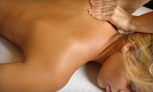 $60 for 60 minutes Swedish or Deep Tissue Massage at Green Hut Spa