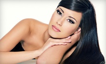 $99 for Partial Highlights, Haircut &amp; Style at Margaret Wal Studio