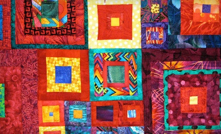 $7 for $10 at Quilt in a Day
